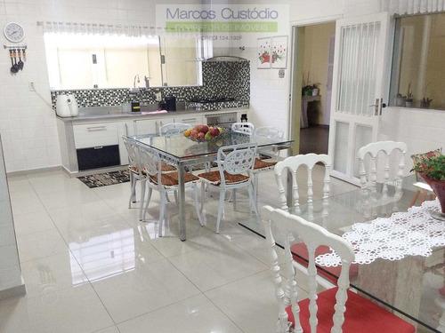Casa Com 4 Dorms, Santa Paula, São Caetano Do Sul - R$ 1.68 Mi, Cod: 690 - V690