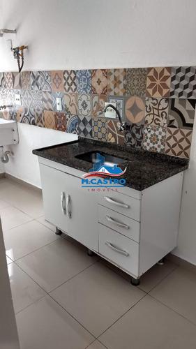 Apartamento C/ 3 Dormitórios - 60m² - 5 Minutos Do Metro Campo Limpo - 8111