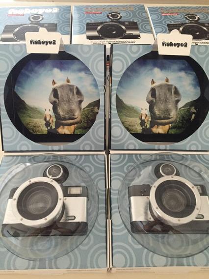 Fisheye 2 Lomography Câmera Lomo - Original Pronta Entrega