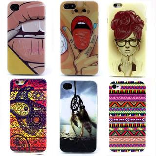 Capa iPhone 4 4s Tribal Étnica Compre 2 E Leve 3 Capinhas