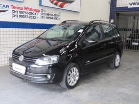 Volkswagen Spacefox 1.6 Sportline Ano 2011/2012 (5375)