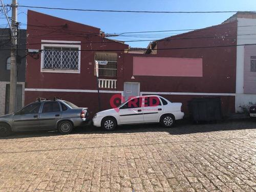 Casa À Venda, 113 M² Por R$ 245.000,00 - Centro - Sorocaba/sp - Ca0234