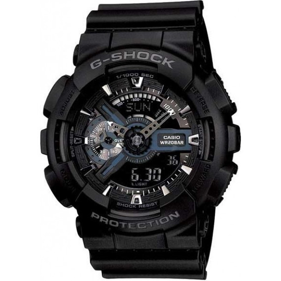 Relogio Masculino G-shock Ga-110-1bdr