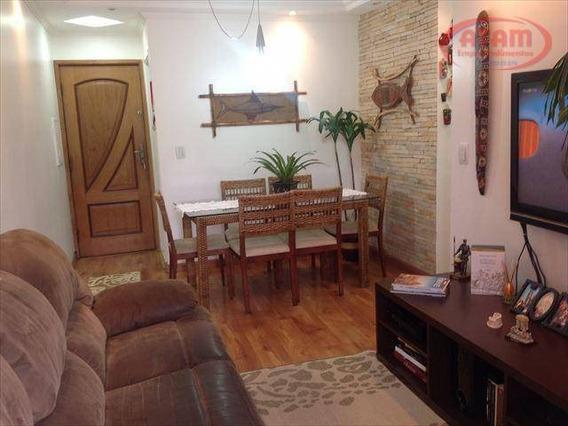 Apartamento Residencial À Venda, Vila Aurora, São Paulo - Ap1239. - Ap1239