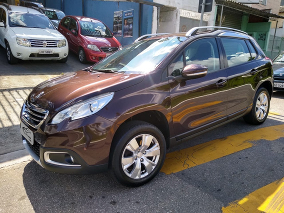 Peugeot Modelo 2008 Ano 2016 - 1.6 - Flex - Top De Linha