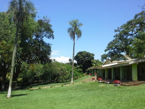 Imagem 1 de 23 de Rural Para Venda, 4 Dormitórios, Ilha Verde - Avaré - 2161