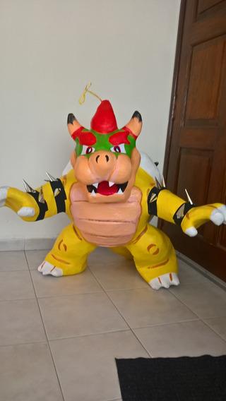 Piñata De Bowser Mario Bros