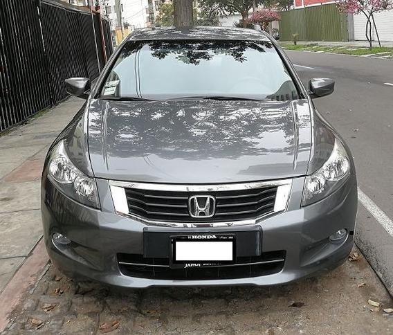 Honda Accord 2009- Mecanico- Dual- Full Equipo