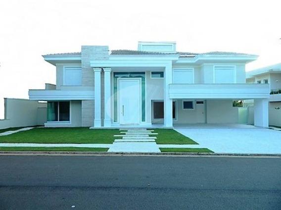 Casa À Venda Em Loteamento Alphaville Campinas - Ca212290