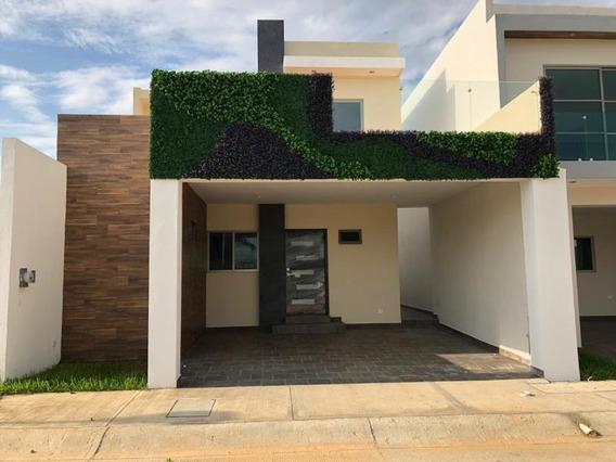 Casa En Venta En Altabris Cerritos Lujoso Residencial Cerca De Playa