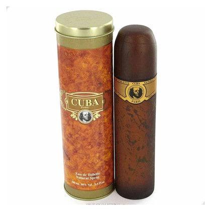 Perfume Cuba Gold Edt 100ml