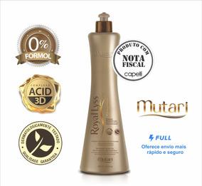 Escova Progressiva Royal Lyss Premium Selagem Mutari 500ml