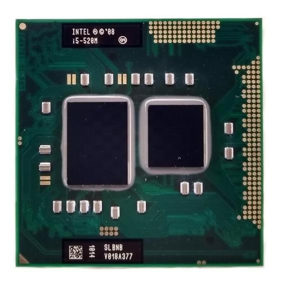 Processador Intel Core I5 540m Cache 3m, 2,4ghz
