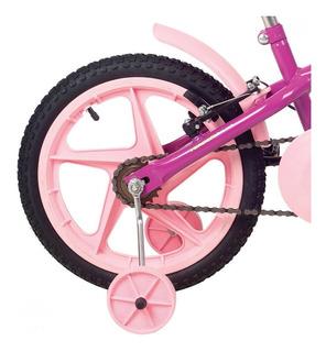 Bicicleta Infantil Aro 16 Verden Fofys