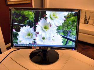 Monitor Led Samsung 19 Pulgadas Ls19d300hyczd