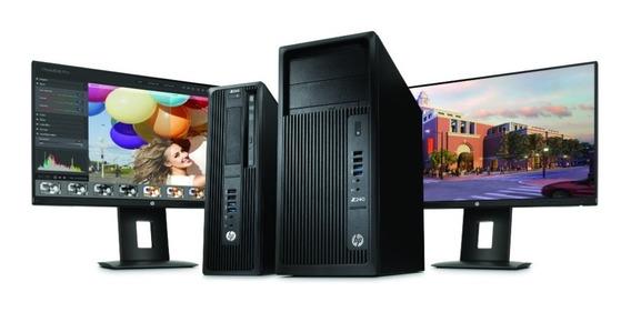 Hp Z240 Xeon 1tb 8gb W10pro Nvidia K2200 Garantia 08/2021