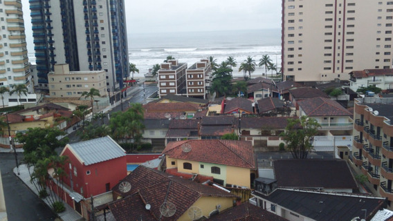 Am01- Apartamento 2 Dormitórios Alto Padrão 100m Do Mar