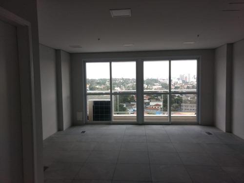 Sala Para Alugar, 46 M² Por R$ 3.018,00/mês - Butantã - São Paulo/sp - 11430
