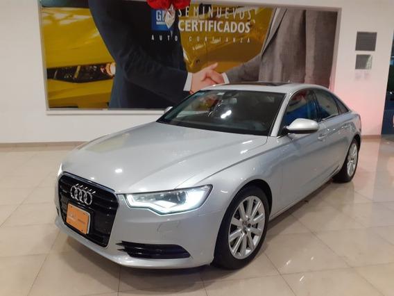 Audi A6 4p Elite V6 3.0sc S Tronic Gps Ra-17 Quattro