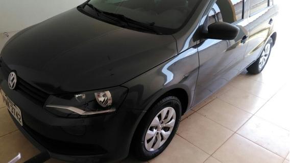 Volkswagen Voyage 1.6 Msi Highline Total Flex I-motion 4p