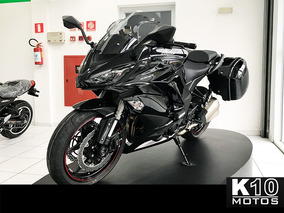 Kawasaki Ninja 1000 Tourer 2018 Preta Abs
