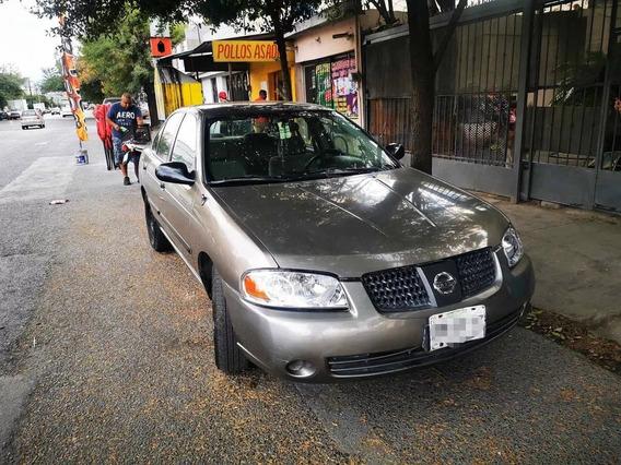 Nissan Sentra Xe Mt 2005