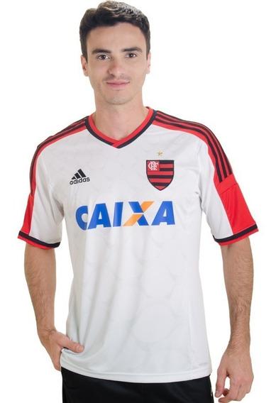 Camisa adidas Flamengo Oficial 2 2014 + Nota Fiscal Ctsports