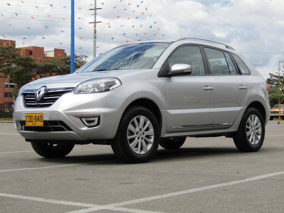Renault Koleos Dynamique At 2500 Aa Ab Abs