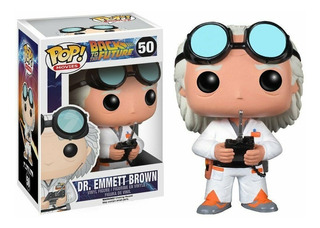 Funko Pop Dr Emmett Brown Back To The Future