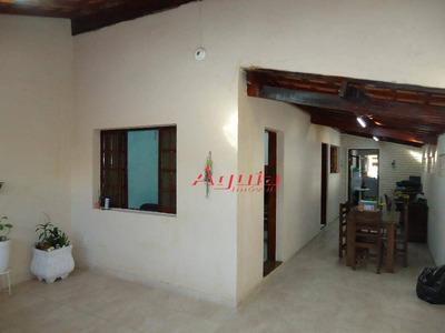 Casa Residencial À Venda, Parque Novo Oratório, Santo André. - Ca0378