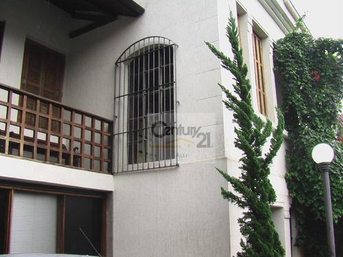 Casa Com 4 Dormitórios À Venda, 281 M² Por R$ 3.180.000,00 - Higienópolis - São Paulo/sp - Ca0033
