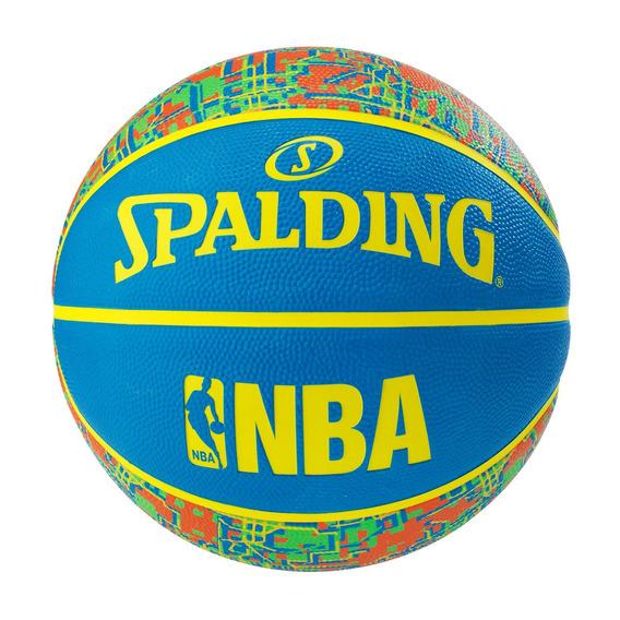 Pelota Designer Nba Collection Digital - Spalding