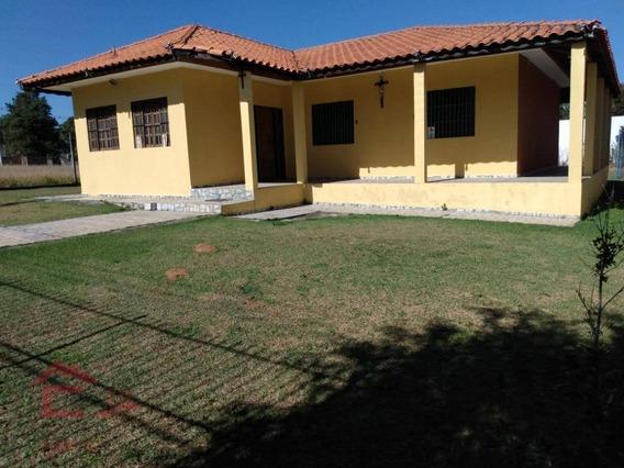 Chácara Com 3 Dormitórios À Venda, 1000 M² Por R$ 520.000,00 - Chácara Do Carmo - Vargem Grande Paulista/sp - Ch0053