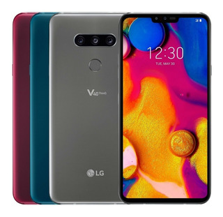 Lg V40 Thinq Lmv405us 6gb 64gb Dual Sim Duos