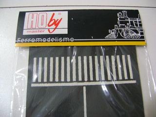 Nico Blister Asfalto Adhesivo C/bandas 915x80 Mm H0 (tma 81)