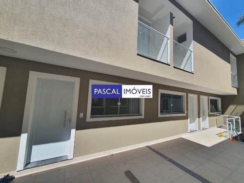 Casa Em Condominio Na Chacara Flora 02 Dormitorios - V-15680