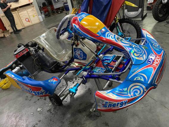 Karting Rotax 125 2t
