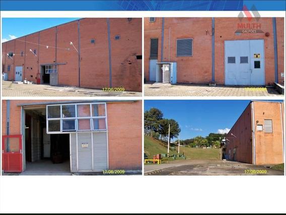 Galpão Industrial Para Locação, Jardim Das Indústrias, São José Dos Campos. - Ga0122