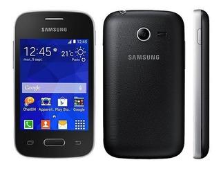 Samsung G110b/ds Pocket 2 Preto, Lacrado, Garantia.