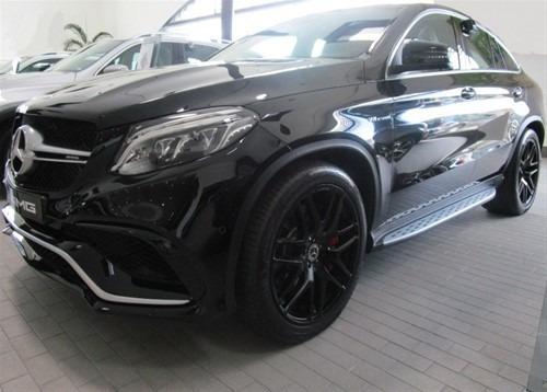 Mercedes-benz Clase Gle 63s Amg