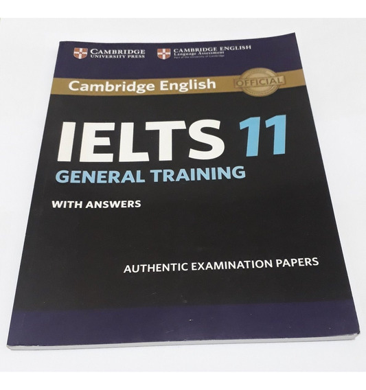 Livro: Cambridge Ielts 11 General Training With Answers