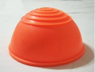 Mini Bozu, Semiesfera De Goma 18 Cm