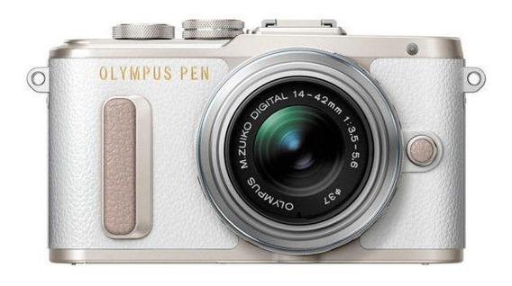 Câmera Olympus Pen E-pl8 14-42mm F/3.5-5.6 Ii R