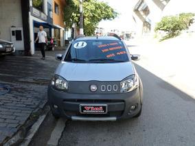 Fiat Uno 1.0 Way Flex 5p 2011/2011