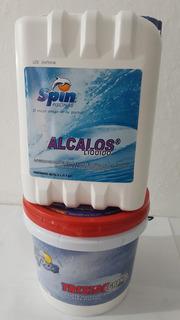 Trizide Grano 4.2kg Y Alcalos 5lts.
