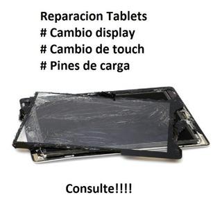 Reparación Tablet