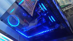 Pc Gamer I7 7700 16gb Ram + Rx580 8gb Asus Strix