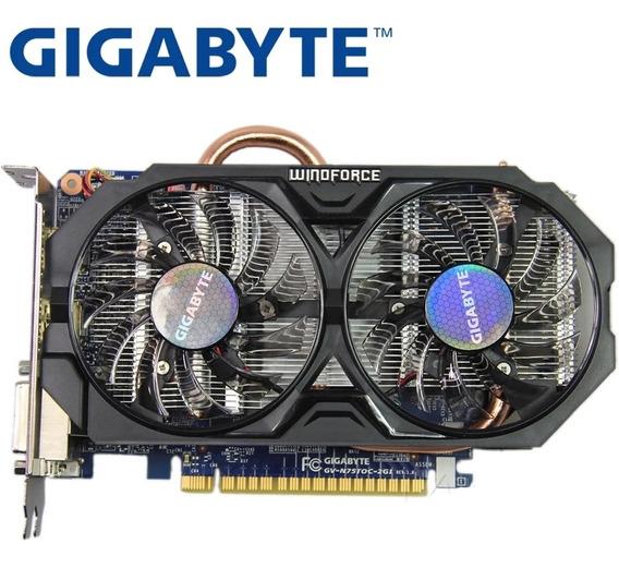 Placa De Vídeo Gigabyte Gtx 750 Ti