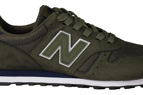 Tênis New Balance 373 Verde E Azul