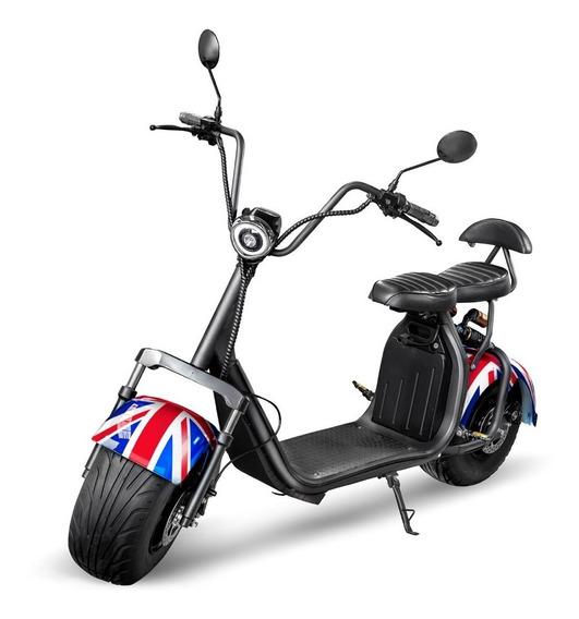 Motos Eléctrica Modelo Harley Enerbike-nuevas